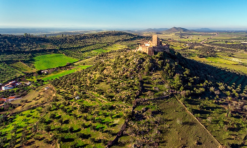 De ruta templaria por Olivenza, Alconchel y Jerez de los Caballeros