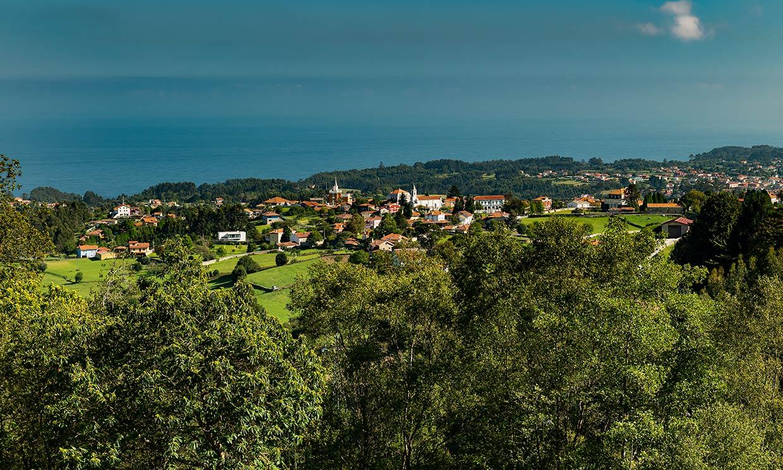 Somao, así es el Pueblo Ejemplar de Asturias 2020