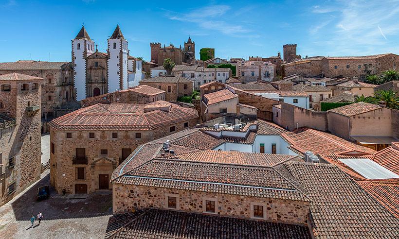 Comer y otros grandes placeres que no debes perderte en Cáceres