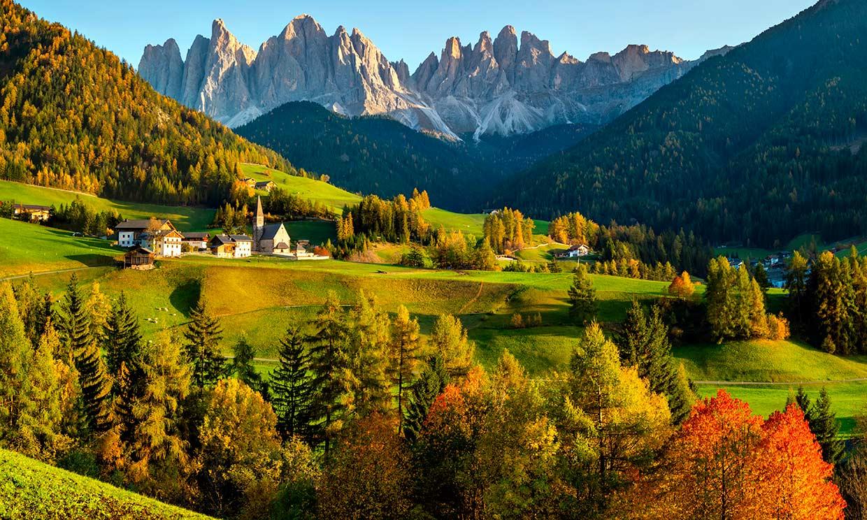 Pueblos ideales para disfrutar del otoño en Europa