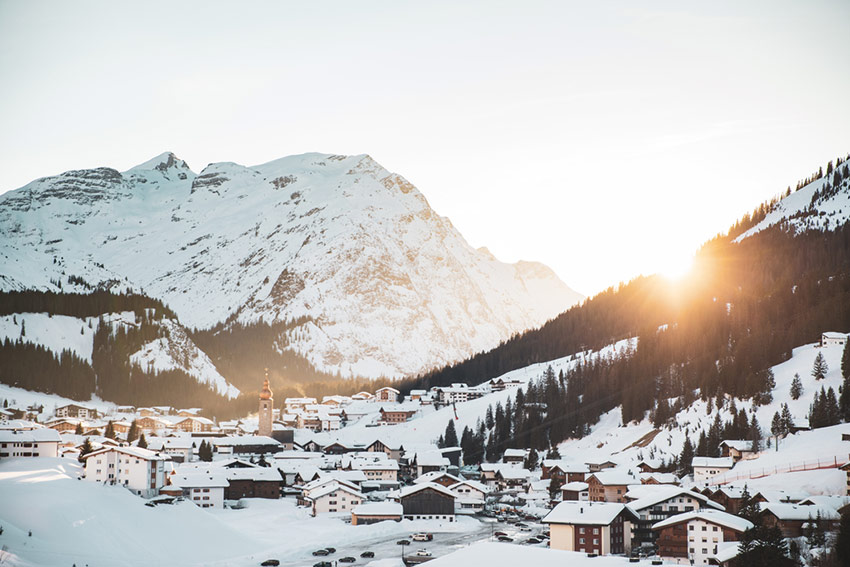 Winter-in-Lech-am-Arlberg