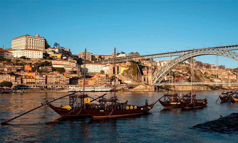 Una ruta gastro para descubrir Oporto y el norte de Portugal