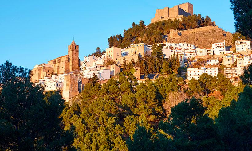 Segura de la Sierra, el encantador pueblo que nos descubre Jesús Calleja