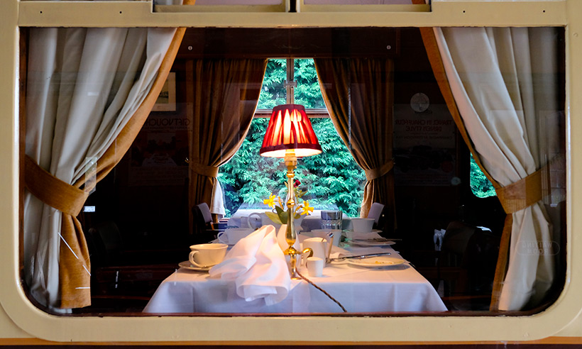Venice Simplon-Orient-Express, así es el tren más lujoso de Europa