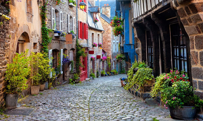 Pueblos medievales de Francia para enloquecer