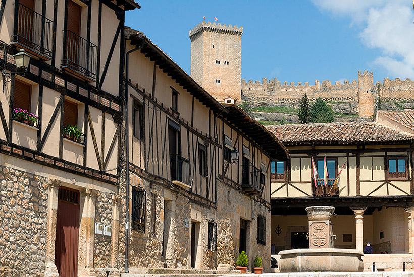 ¿Por qué Peñaranda de Duero es un pueblo mágico?