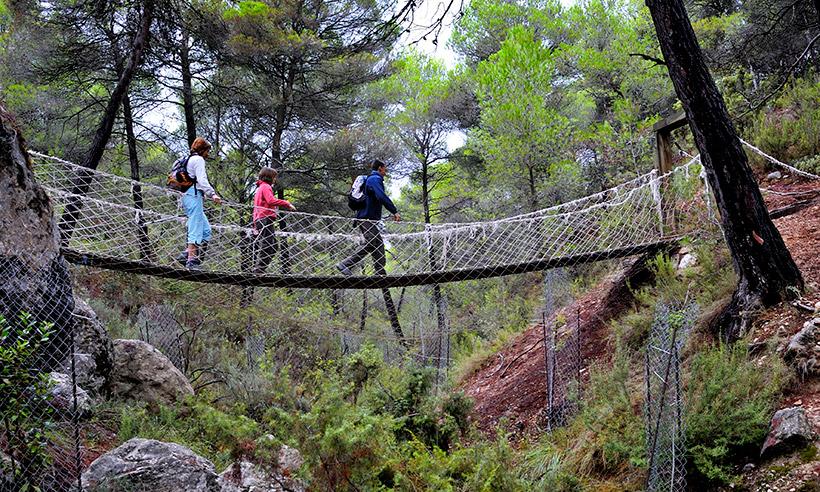 Cómo descubrir Sierra Espuña, el corazón verde de Murcia