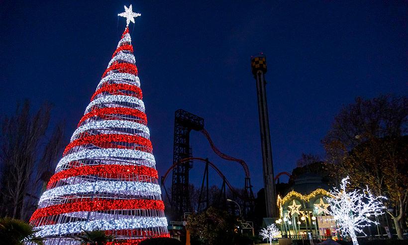 Dos parques temáticos abren en Navidad, ¿quieres saber cuáles son?