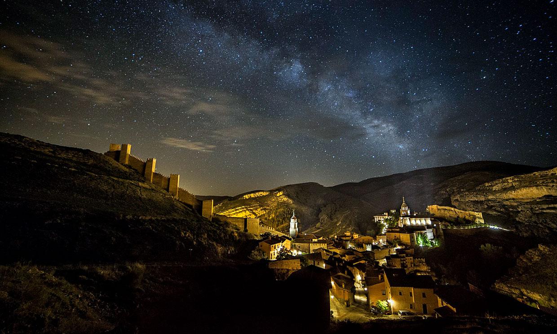 Cómo darte un baño de estrellas en Teruel