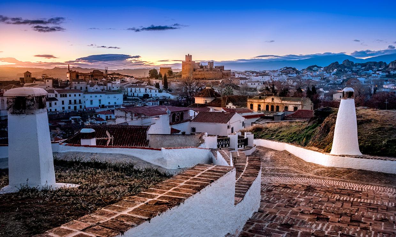 ¿Un desierto en Granada? Sí, esta y otras sorpresas al otro lado de Sierra Nevada