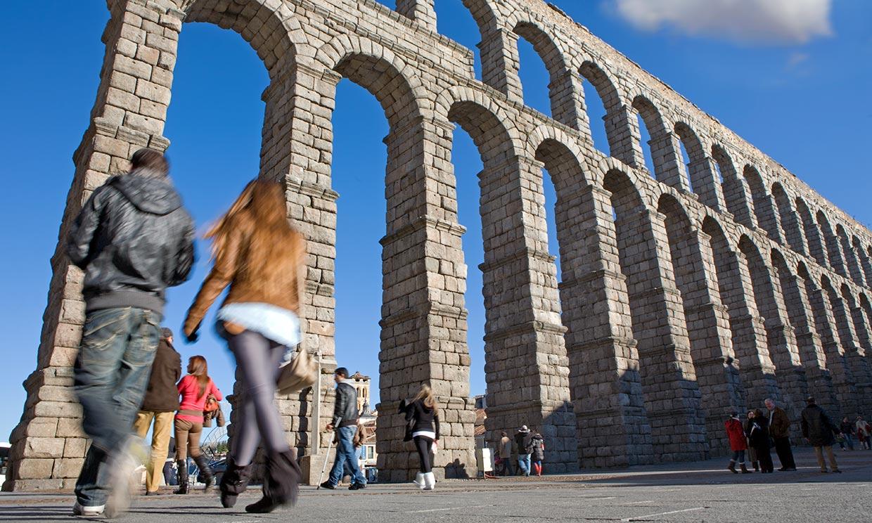 Todo sobre el Acueducto de Segovia
