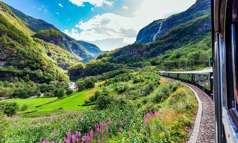 Las rutas en tren más maravillosas por Europa