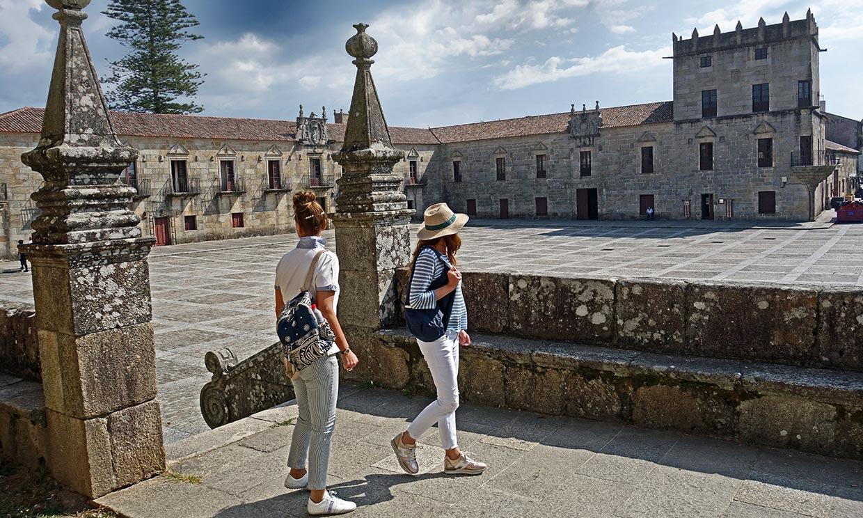 De Cambados a Vilagarcía de Arousa, por la ruta del albariño