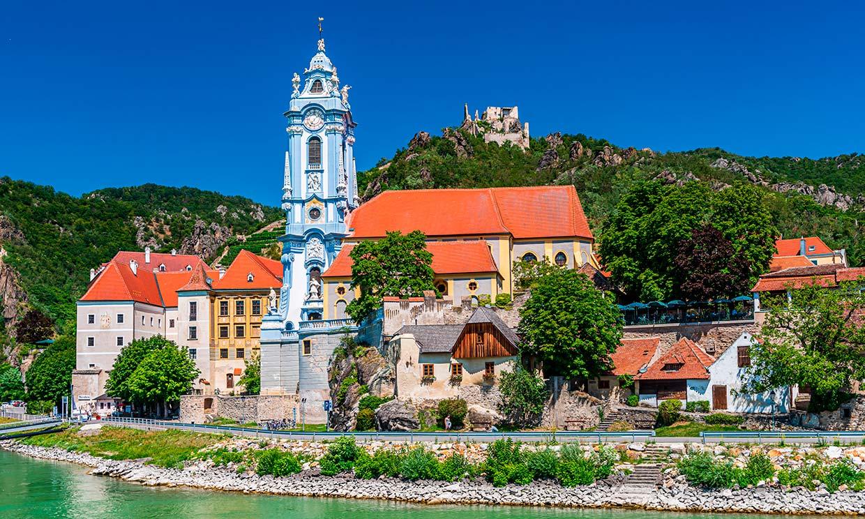 Al volante por la Ruta Romántica en Austria