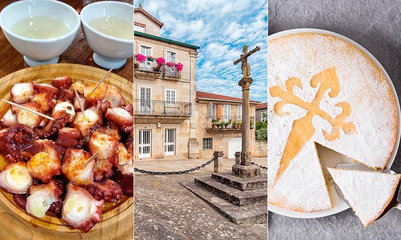 Las mejores paradas gastro en el Camino de Santiago por Galicia