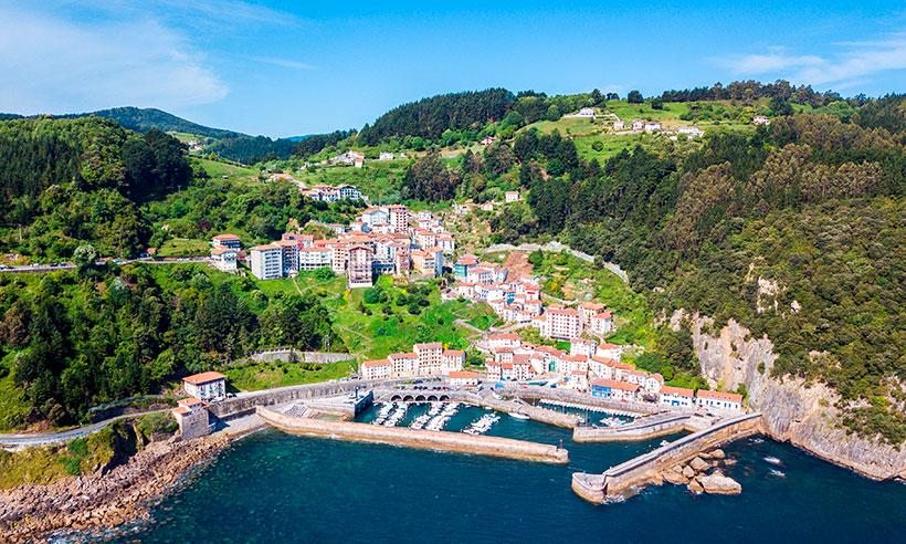 Elantxobe, el pueblo más fotogénico de la costa vizcaína