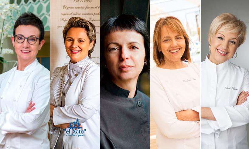 Los 10 restaurantes liderados por mujeres que más triunfan