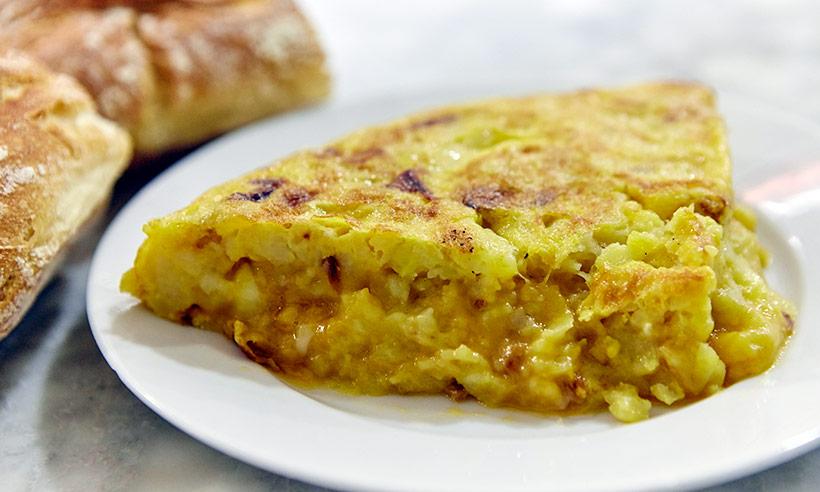 Las mejores tortillas de patata de Madrid