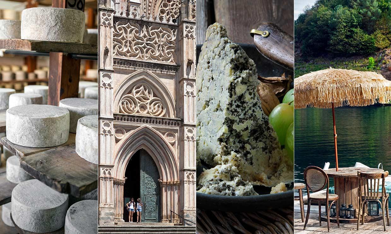 Diez quesos que merecen un viaje por España