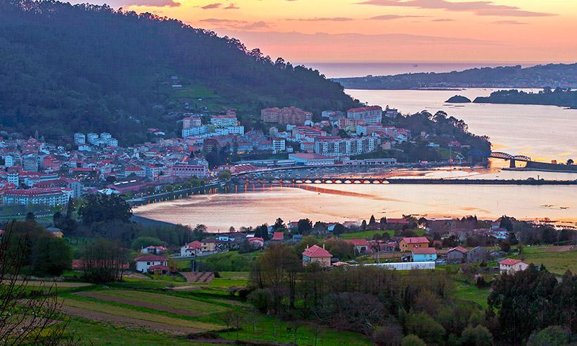 De Ferrol a Santiago por el Camino Inglés