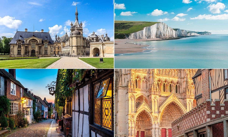 Una ruta en coche de París a Londres en diez paradas imprescindibles