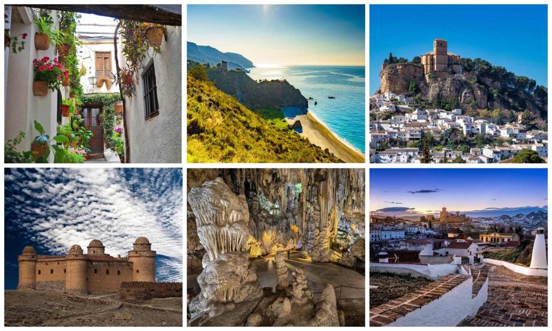Excursiones a menos de una hora de Granada