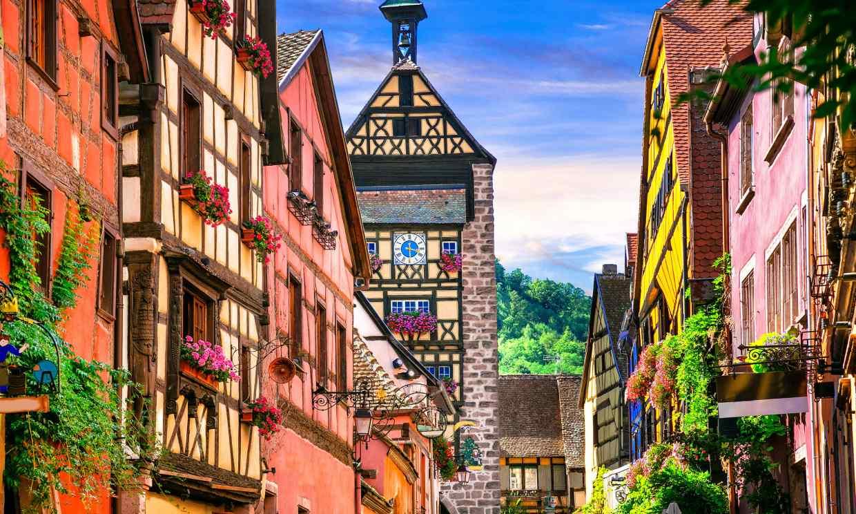 Lugares de Europa que han inspirado los cuentos más bellos