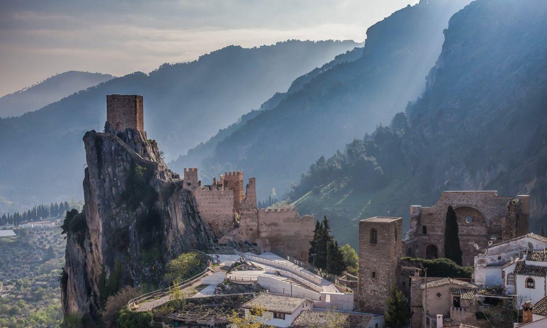 La Iruela, un pueblo, un castillo y una garganta sorprendentes en Jaén