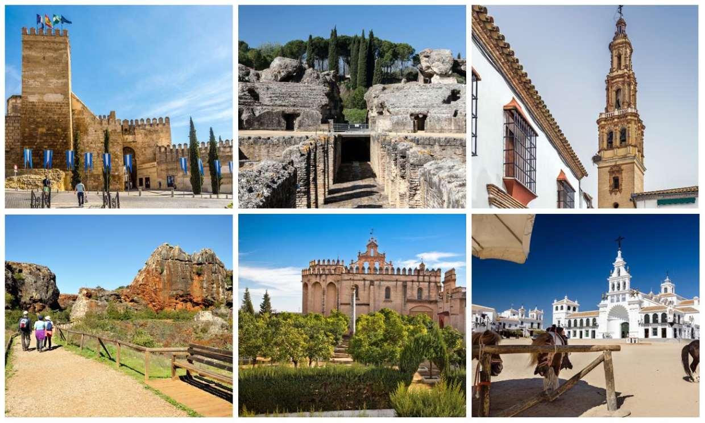 Excursiones en coche a menos de una hora de Sevilla