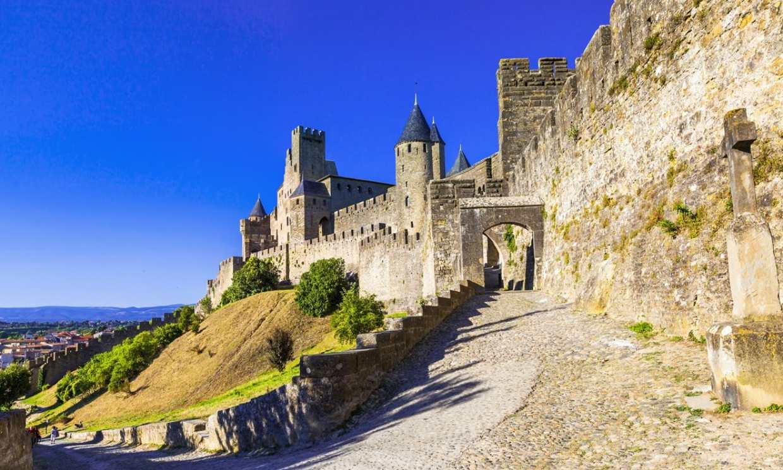 24 horas en Carcassonne, la puerta del tiempo