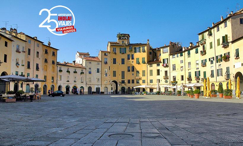 Descubriendo Lucca, la tierra de Puccini en la Toscana