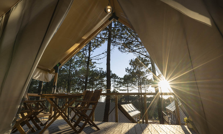Un nuevo concepto de 'resort' para los amantes de la naturaleza