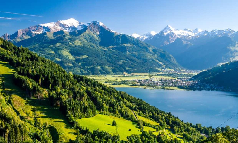 Ruta en coche de Salzburgo a Innsbruck, entre granjas y cascadas