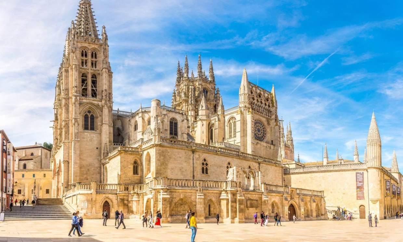 La Catedral de Burgos, una joya gótica construida por amor hace ¡800 años!