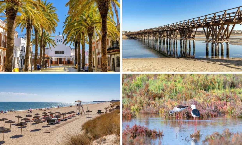 Isla Cristina, un verano a remojo en la costa de Huelva