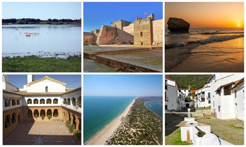 Lugares que tienes que ver en Huelva entre la sierra y el mar