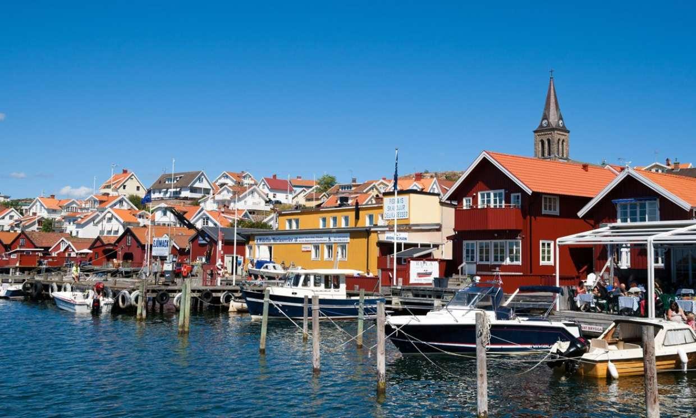 De ruta por la idílica costa occidental de Suecia