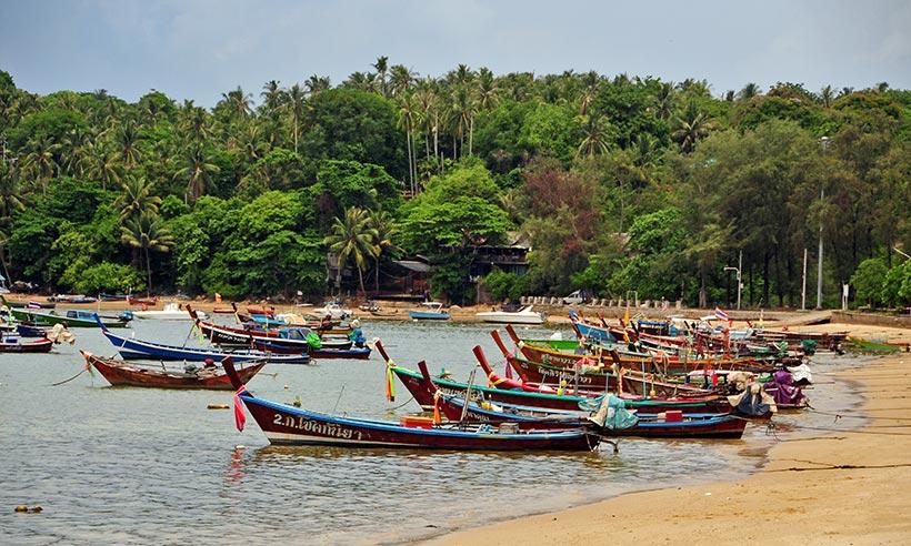 Phuket, la isla 'tai' más querida