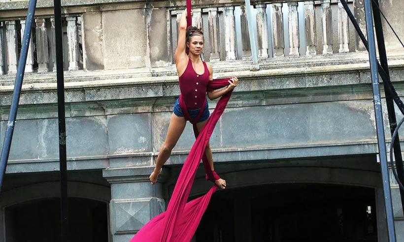 Ávila, capital del circo en agosto, la guinda para rematar el verano