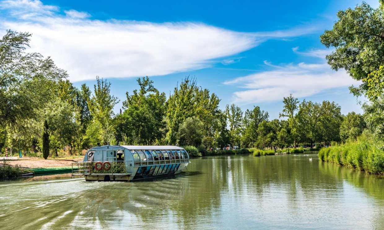 Navegando como reyes por Aranjuez, la excursión perfecta de otoño