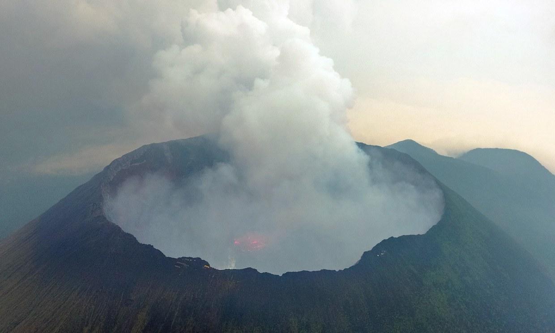 Los diez volcanes más activos del mundo