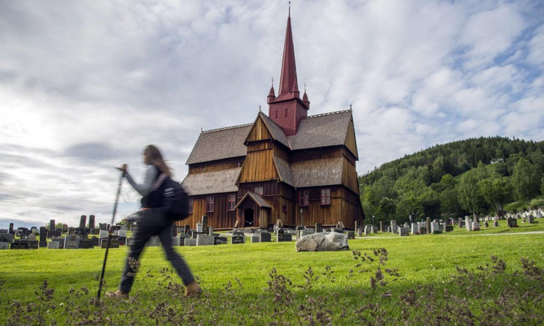 Noruega tiene su propio Camino de Santiago en tierras nórdicas