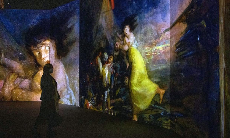 La obra de Goya como no la has visto (y sentido) nunca