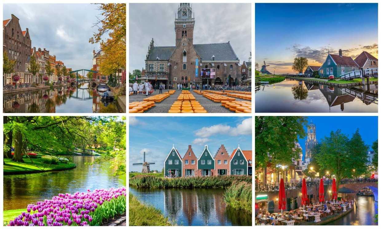 Excursiones a menos de una hora de Ámsterdam