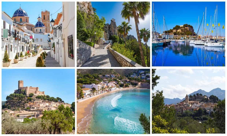 ¿Cuál es el pueblo más bonito de Alicante? Seguro que está entre estos 10