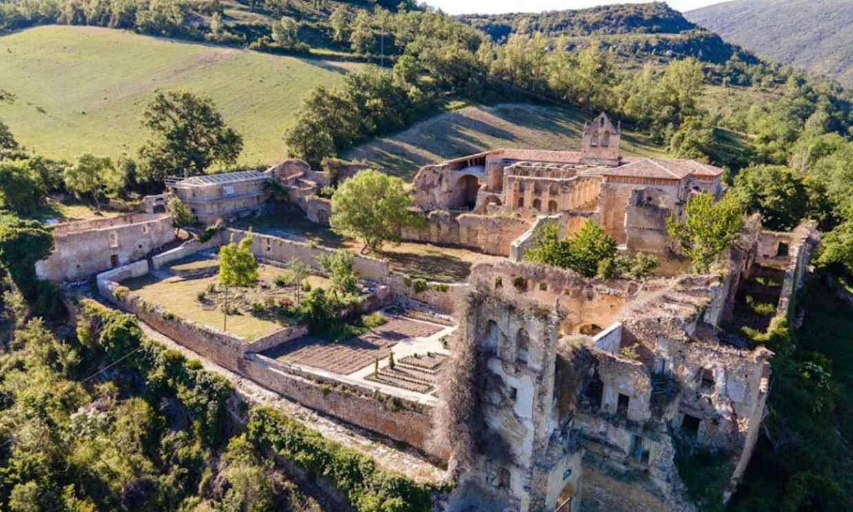 Santa María de Rioseco, el monasterio que salvaron los vecinos