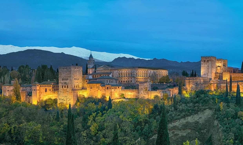 La Alhambra a través de los ojos de una arquitecta