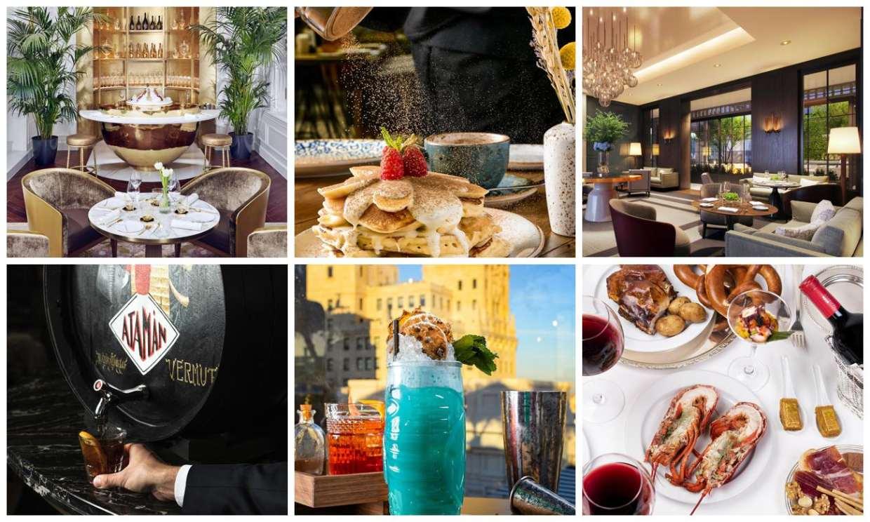 Un brunch, la hora del té, un cóctel en la azotea… Excusas para espiar los nuevos hoteles de lujo de la capital