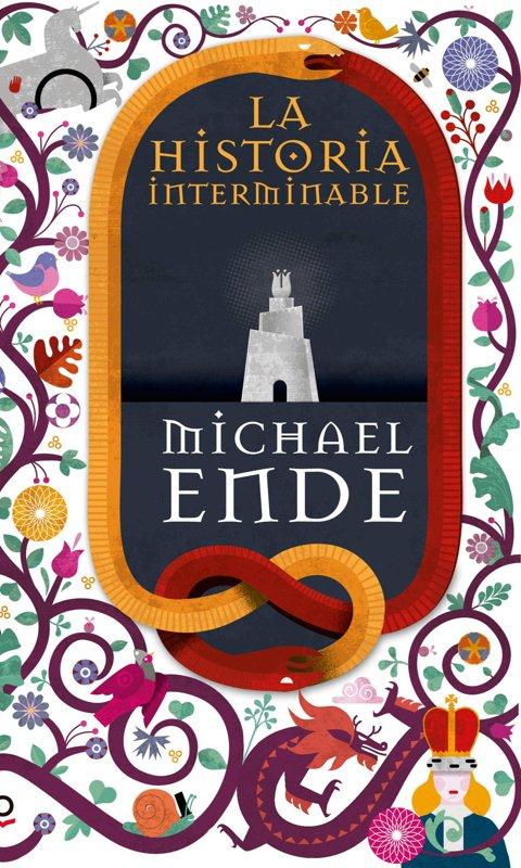 'La historia interminable', de Michael Ende (Santillana)
