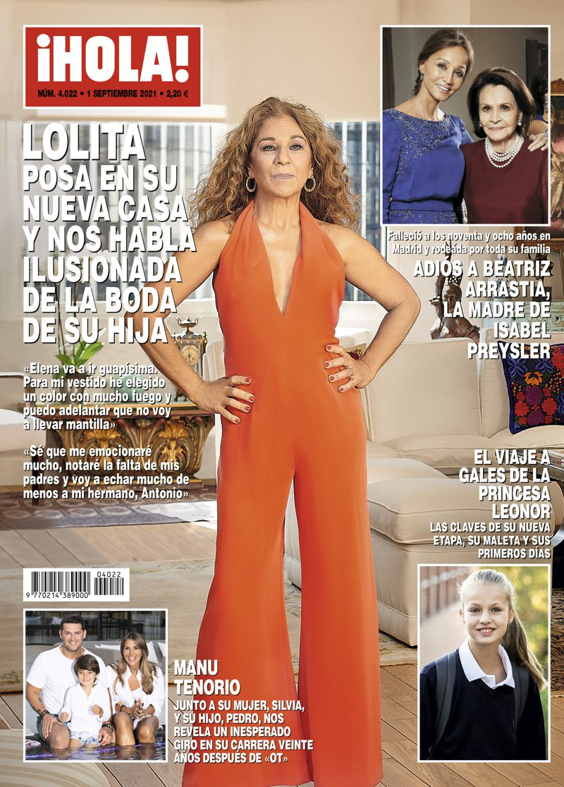 HOLA 4022 cover
